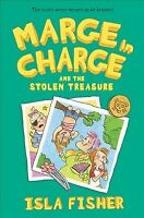 Marge in Charge and the Stolen Treasure, Hardcover by Fisher, Isla; Ceulemans...