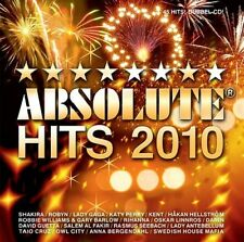 Various Artists - Absolute Hits 2010 - Swedish Release