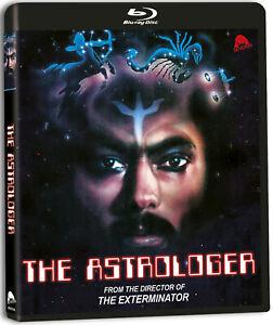 The Astrologer Blu Ray Severin James Glickenhaus 1977 Bob Byrd aka Suicide Cult