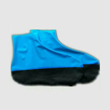 Mens Reusable Rain Shoe Covers Waterproof shoes Overshoes Boot Gear Anti-slip #