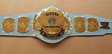 WWF/WWE Classic Gold Winged Eagle Championship Replica Belt Adult