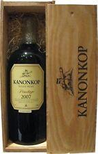 Pinotage Kanonkop 9 Liter Grossflasche Jahrgang 2011 incl. Holzkiste