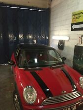 Mini R56 Bonnet Stripes John Cooper Style, jcw sticker vinyl decal