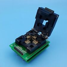 QFP44 TQFP44 TO DIP40 Pitch 0.8mm Programming Adpter IC Test Socket