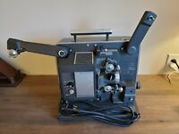 Vintage Bell & Howell 16mm Movie Projector Filmosound Model 535