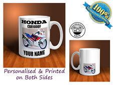 Honda CBR1000F Motorbike Personalised Ceramic Mug Gift (MB098)
