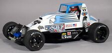1/8 Clear RC car body, MERCER SPRINT body only unpainted Slash Short Course Truk