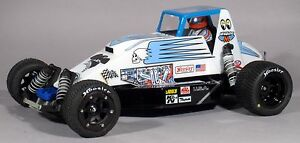 MERCER SPRINT for Slash, Clear RC car body, Short Course Truck LCG Chassis #314