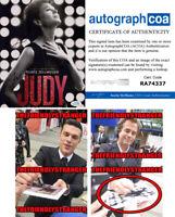 "FINN WITTROCK & RUPERT GOOLD signed Autographed ""JUDY"" 8X10 PHOTO Proof ACOA COA"