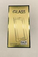 iPhone XR Screen Protector – Golden Tempered Glass Protector for iPhone XR