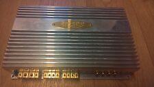 GENESIS SERIE 3 Compact Quattro Amplificatore 4 Canali Amp DLS CLASSE Sinfoni gamma FI