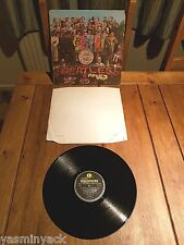 BEATLES SGT PEPPERS RARE MONO OMITS ' DAY IN LIFE ' 1967 PARLOPHONE LP PMC 7027