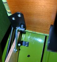 Westfalia Rock & Roll Bed Hinge Support Prop Rod Kit VW T2 Type 2 Bay C9431