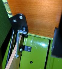 Westfalia Rock & roll cama Bisagra Soporte Varilla de utilería Kit VW T2 tipo 2 Bay C9431