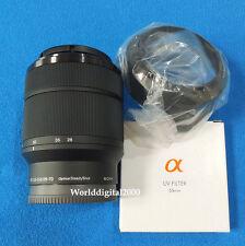 New Sony FE28-70mm SEL2870 For 35mm Full Frame A7 A7r A7s A7M2 +55mm UV Filter