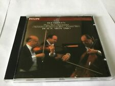 Beaux Arts Trio Beethoven Piano Trios Geister, Archduke Phillips 1982