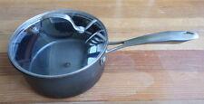 Cuisinart GreenChef 3 Qt 2.8L Saucepan Pot w Glass Cover MGC193-20 V22418