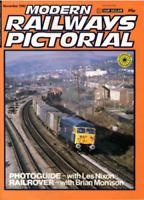 MODERN RAILWAYS PICTORIAL Magazine Nov 1982 - Class 25 LMR/ER. See Contents Scan