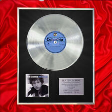 BOB DYLAN THE ESSENTIAL BOB DYLAN  CD PLATINUM DISC VINYL LP FREE SHIPPING TO UK
