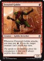 4 Frenzied Goblin - M/NM - Masters 25 - SPARROW MAGIC - mtg C 4x x4
