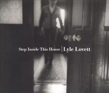 Step Inside This House by Lyle Lovett (CD, Sep-1998, 2 Discs, MCA) EX+