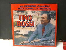 TINO ROSSI Ma dernière chanson sera la première 2C00614429