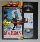 film VHS Mr. BEAN Rowan Atkinson CARTONATA PANORAMA ( FP2 * ) no dvd