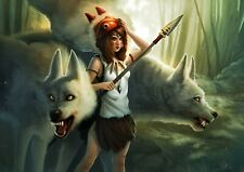 Fantasy Mythical Creatures 12 Art Posters Canvas Picture Premium Quality