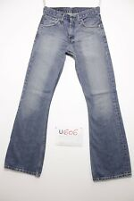 Levi's 516 flare RARE (Cod. U606) Tg43  W29 L34  jeans usato vintage bootcut