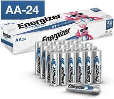 Energizer AA Lithium Batteries, World's Longest Lasting Double A Battery, Ultima