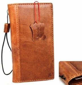 Genuine Leather Case fit iPhone 7 Plus Cards cover id Slim holder wallet book id