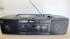 Panasonic RX-FD75. Ghettoblaster. AUX IN. Bluetooth.