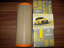 GENUINE RENAULT AIR FILTER FOR ESPACE, R21, SAVANNA, R25 AND TRAFIC - 5001000878