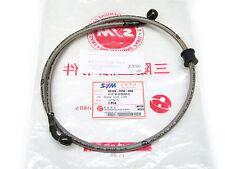 ORIGINALE SYM astraflex TUBAZIONE del freno ant. per HD 125 & 200