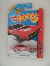 1968 MERCURY COUGAR #26 - 2014 HW RACE SERIES - 1:64 DIECAST CAR - HOT WHEELS
