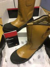 Dickies Men's Coweta S3 Safety Boots FD9211 Tan 12 UK