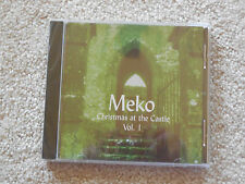 NEW! Meko : Christmas at the Castle Vol. 1 (2004) FREE SHIPPING!