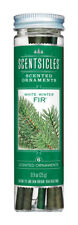 ScentSicles Scented Tree Ornaments, 6 (White Winter Fir)