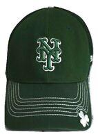 NY METS New Era Baseball Cap 39thirty Size Medium/Large  MLB Hat Green White