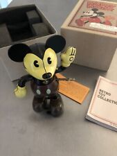 Schylling Disney Mickey Mouse Wind Up Retro Tin Toy 60060