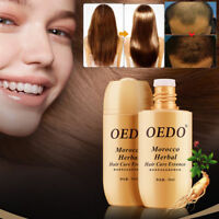 OEDO Morocco Herbal Hair Care Essence Loss Treatment Men Women Fast Regrowth