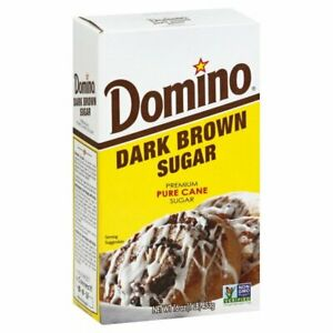 Domino Dark Brown Sugar 16 oz