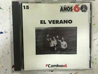 AÑOS 60 CD EL VERANO SUCO Y ESCORPIONES TEEN BOYS PLAY ESTUDIANTES SILVANA VELAS