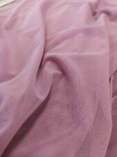 4 meter lilac mesh
