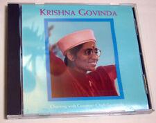 KRISHNA GOVINDA CHANTING WITH GURUMAYI 1992 CD SYDA YOGA MANTRA NEW AGE HINDU