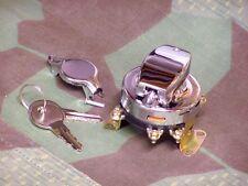 Knucklehead, Panhead, Shovelhead 5 Pole Mechanical Ignition Switch. 36 - 72