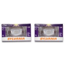 Sylvania XtraVision Low Beam Headlight Bulb for Pontiac Sunbird Firebird mx