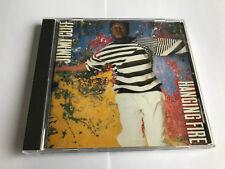 Jimmy Cliff : Hanging Fire CD 5099746013929 1988 CBS EX/EX