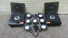 BMW E60 535 M5 550I 545I 530I logic 7 L7 SPEAKER COMPLETE SET SPEAKERS OEM 2972