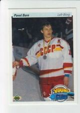 1990-91 Upper Deck Young Guns Rookie Card #526 Pavel Bure